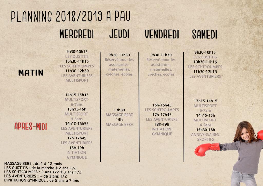 PLANNING_pau_2019